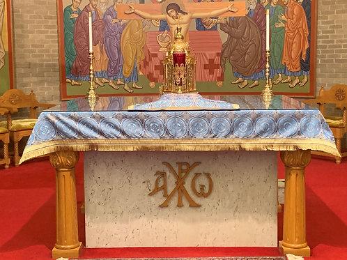 Altar cloth, top cloth