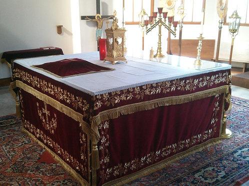 Eilton (linen altar cover)