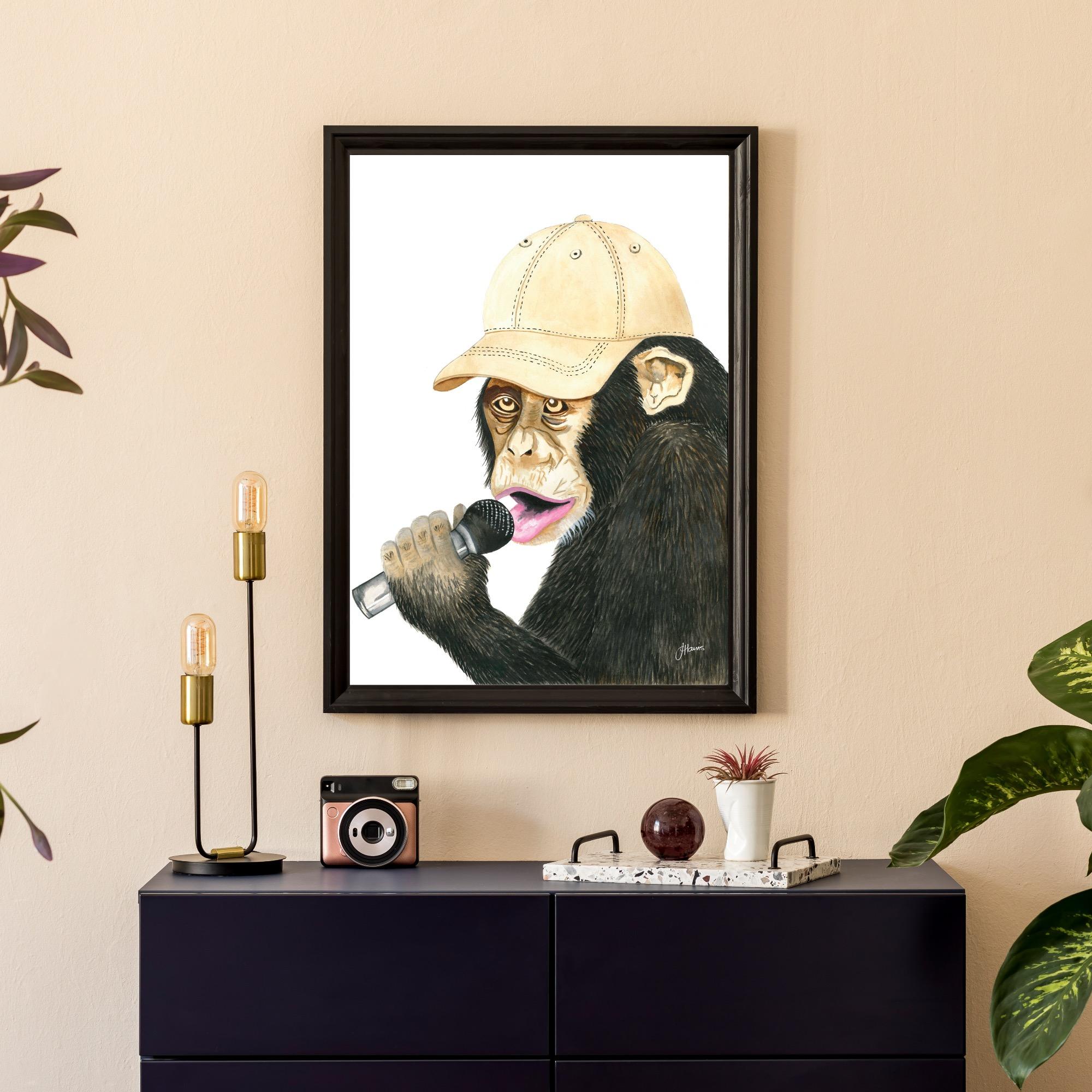 Alfie the Music Monkey