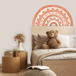 Rainbow Arch in Sandstone | WALL DECAL