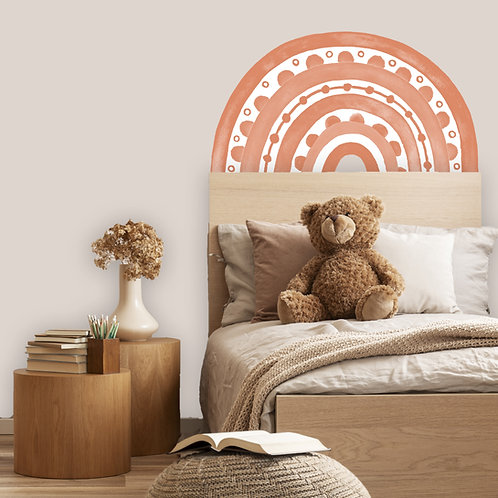 Rainbow Arch in Sandstone   WALL DECAL