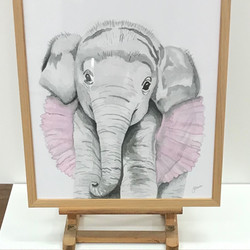 Lacey the Elephant