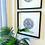 Thumbnail: Marrakesh Mandala Print in Navy