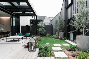 Daniel and Jade House 3 The Block 2020