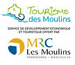 Logo Tourisme des Moulins-MRC Les Moulin