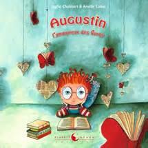 Augustin, l'amoureux des livres