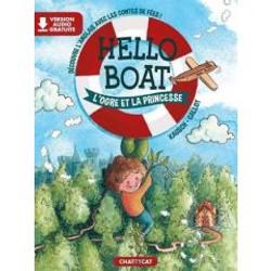 Hello Boat tome 2 L'ogre et la princesse