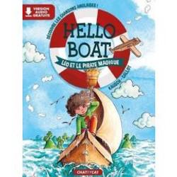 Hello Boat tome 1 Léo et le pirate magique