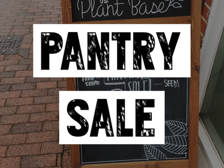 Buy your essentials at The Plant Base (Covid-19 update)