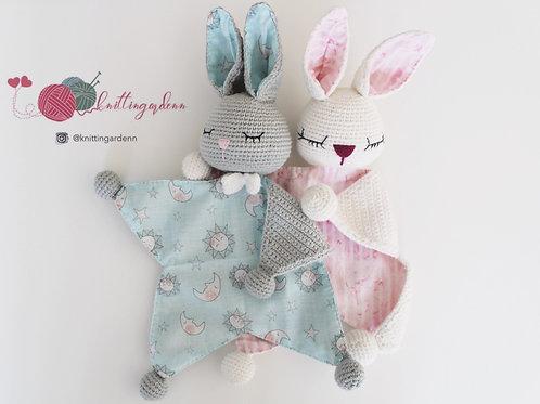 Handmade Bunny Sleepmate Soft Toys