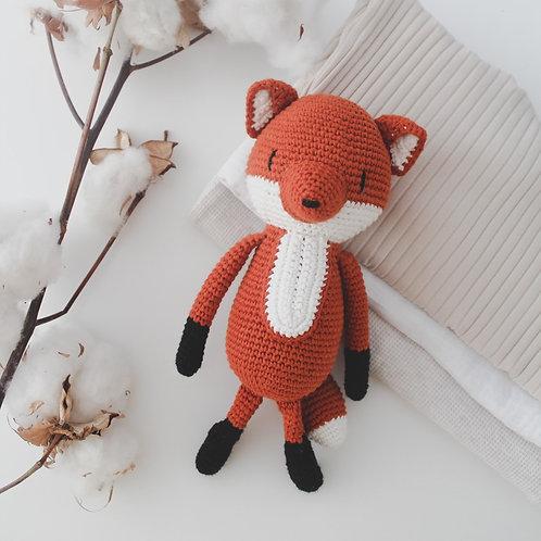 Foxy Soft Toy
