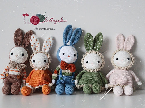 Mr./Mrs. Bunnies Soft Toys