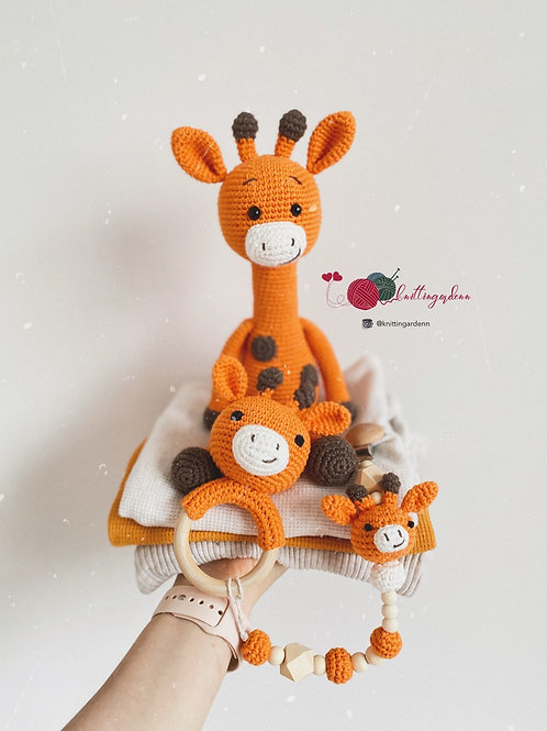 Giraffe Triple Set