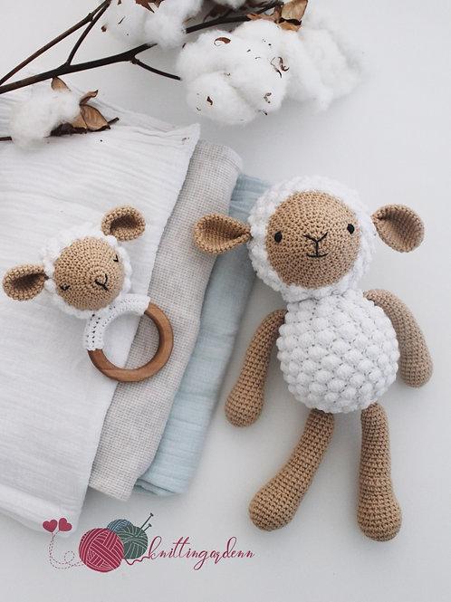 Lamby Toy Set