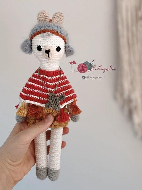 Lhama Soft Toy