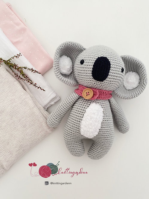 Pre-Order Fluffly Tummy the Koala