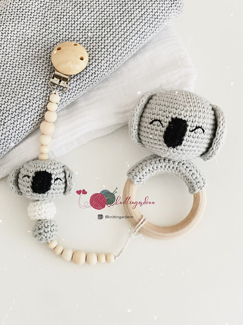 Koala Teething Set