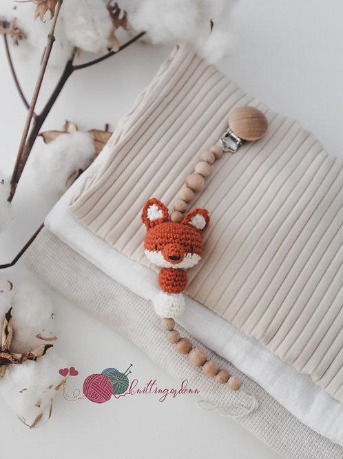 Organic Foxy  Dummy Chain