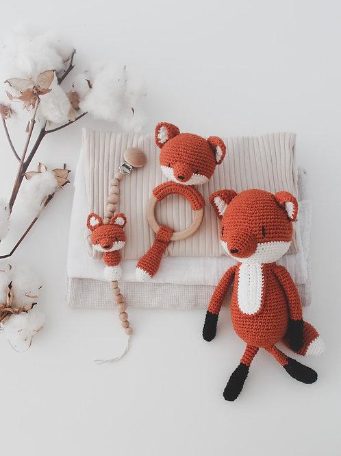 Foxy Triple Set