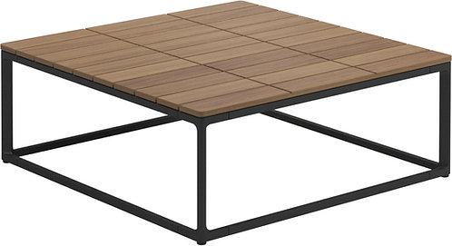 "Maya 30"" x 30"" Coffee Table Teak"