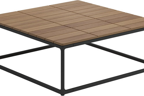 "Maya 30"" x 30"" Coffee Table Teak"