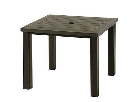 "36"" Sq Bistro Dining Table"