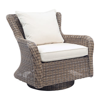 Sag Harbor Swivel Rocker Lounge Chair