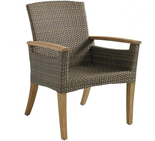 Gloster Pepper Marsh Arm Chair