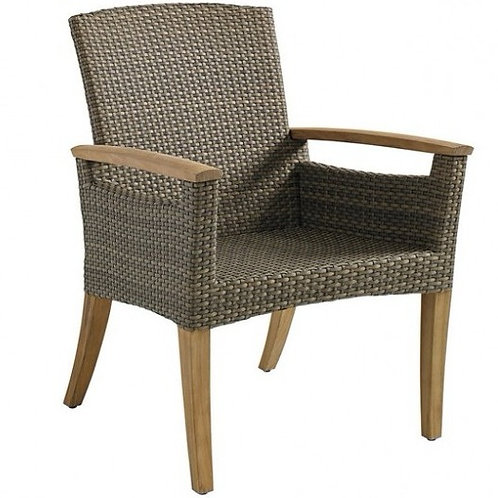 Gloster Pepper Marsh Arm Chair