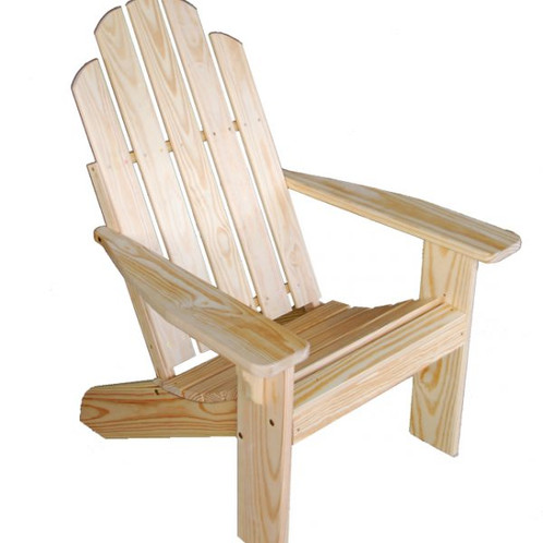 Affordable Adirondack Chair, Adirondack Chair, Outdoor Adirondack Chair,  Backyard Patio Furniture, Kingsley