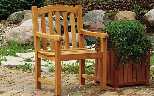 Three Birds Victoria Garden Arm Chair