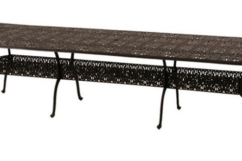 """Grand Tuscany Dining Table 130""""x48"""""""