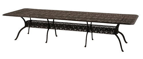 "Grand Tuscany Dining Table 130""x48"""