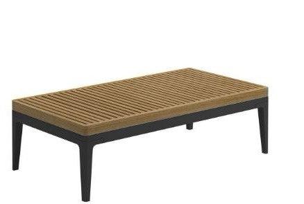 "Grid 20"" x 40.5"" Coffee Table"