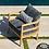 Summer Classics Santa Barbara Teak Lounge Chair
