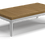 """Thumbnail: Gloster Grid 20"""" x 40.5""""  Coffee Table"""