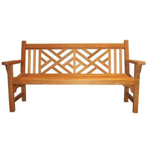 Kingsley Bate Chippendale Bench