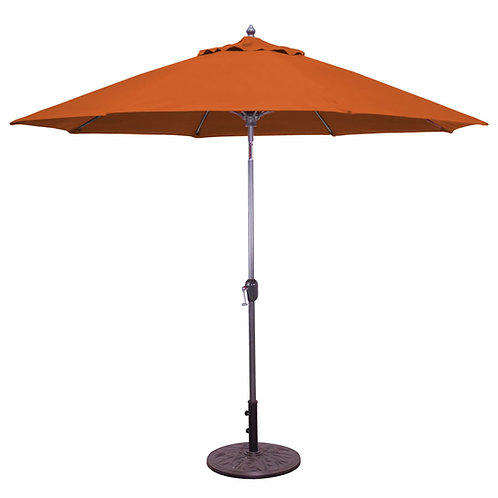 9' Auto Tilt Market Umbrella