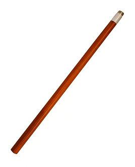 Teak Bottom Pole - 9'