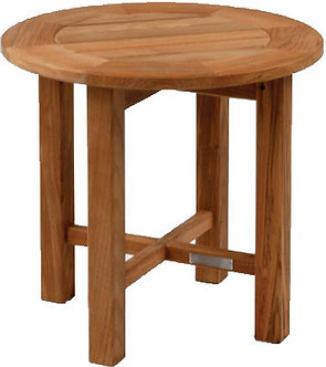 """Essex 20"""" Rd Side Table"""