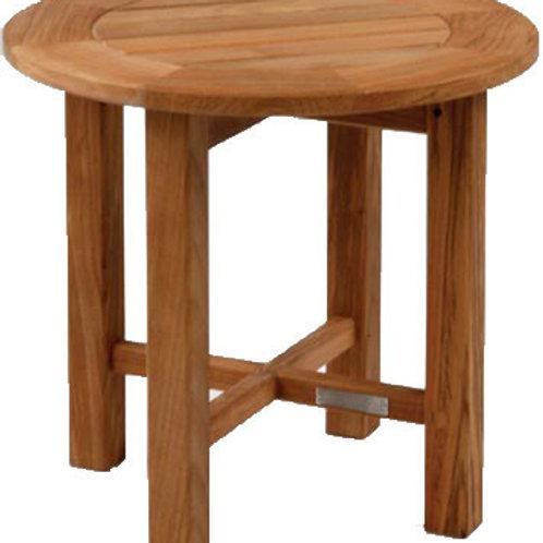 "Kingsley Bate Essex 20"" Round Side Table"