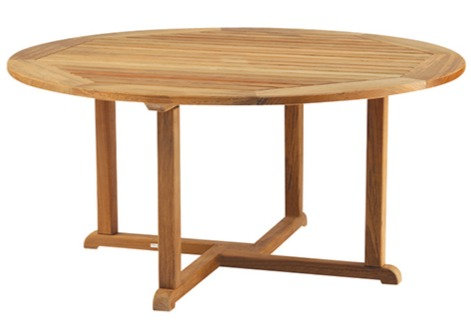 "Essex 60"" Rd Dining Table"