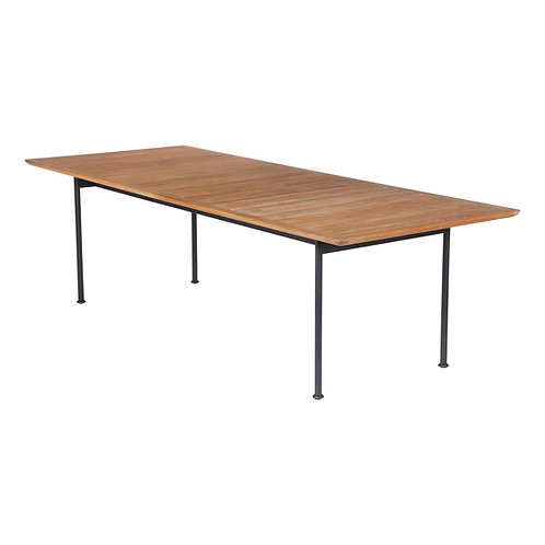 "Barlow Tyrie Layout 101"" Rectangular Dining Table"