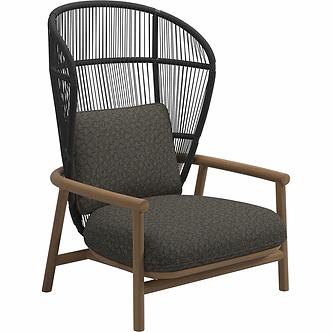 Fern Lounge Chair High Back