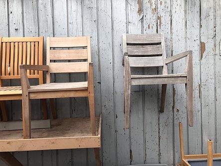 Pair of Kingsley Bate Algarve Dining Chairs