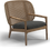 Thumbnail: Gloster Kay Low Back Lounge Chair