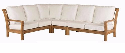Chelsea 5 Cushion Sectional