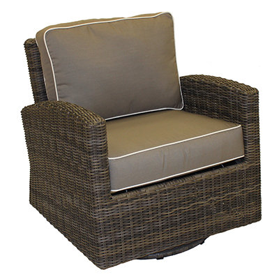 Deep Seating Swivel Glider, North CapeInternational Bainbridge, NCI Bainbridge, North Cape International Cabo, NCI Cabo, Brow