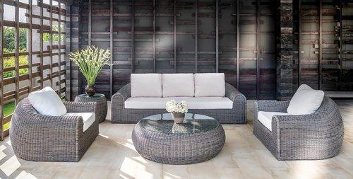 Kingsley Bate Ojai Sofa and Lounge Chair