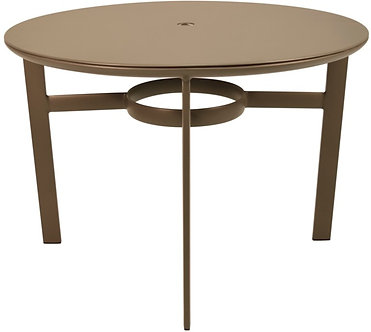 "Brown Jordan Infinity Edge 54"" Rd Dining Table"